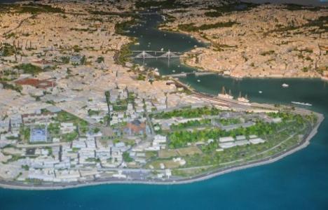 Dev İstanbul maketi