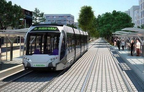 Kocaeli tramvay hattı