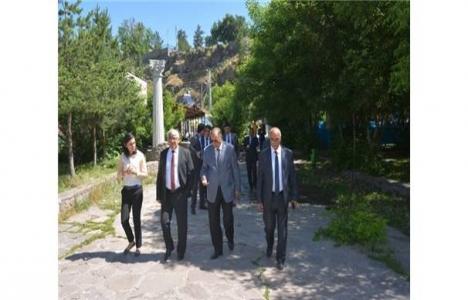 Kars Mesut Yılmaz Parkı restore edilecek!