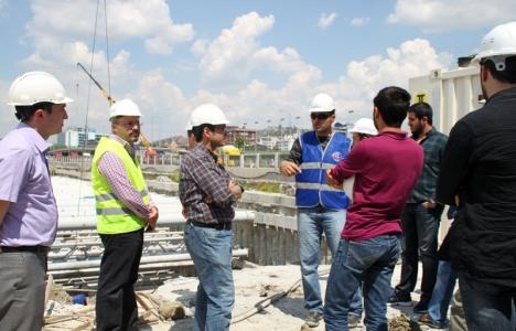 Karabük'te inşaat mühendisleri dönüşüm hakkında bilgilendirildi!
