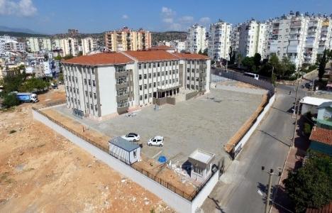 Antalya Kepez'de 7 yılda 40 yeni okul inşa edildi!