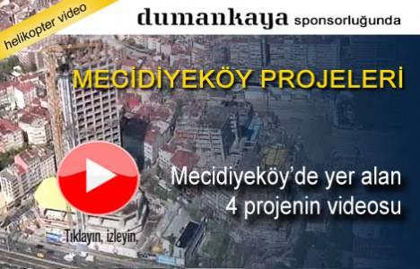 Mecidiyeköy'ün 4 projesi