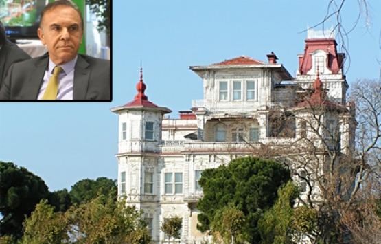 Mehmet Nazif Günal, İpar Köşkü'nü neden satışa çıkardı?