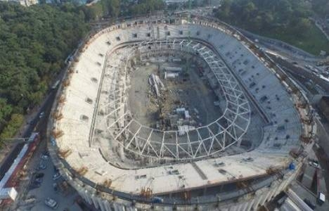 Vodafone Arena Stadı 19 Mart 2016'da açılacak!