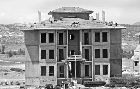 TOKİ, Ürgüp'te yöresel mimariye uygun 923 konut inşa ediyor!