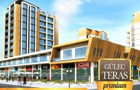 Güleç Teras Premium projesi seçkin yaşam alanları sunuyor!