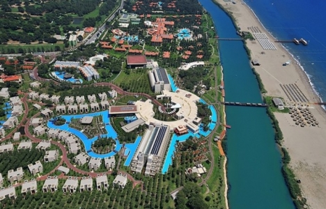 Gloria Otelleri'nden 3 yeni otel yatırımı projesi!