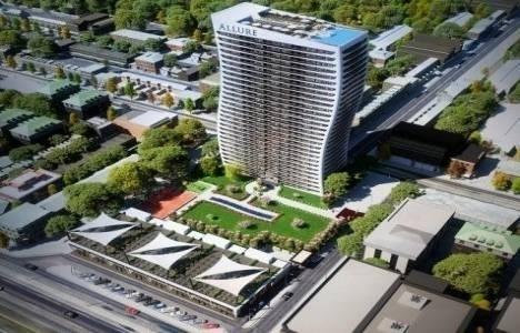 Doruk GYO Allure Tower satılık!