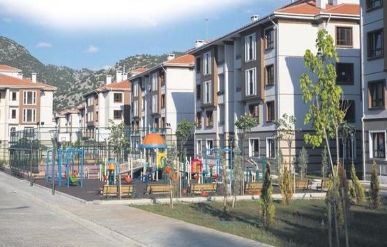 Antalya'ya TOKİ