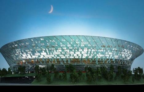 Adana'nın yeni stadyumu Haziran 2016'da tamamlanacak!