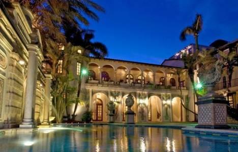 Versace'nin Miami'deki malikanesine