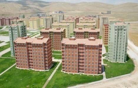 Konya Taşkent TOKİ Evleri kura çekiliş yeri!