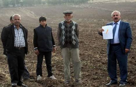 Diyabakır'da köylülerden toplulaştırma
