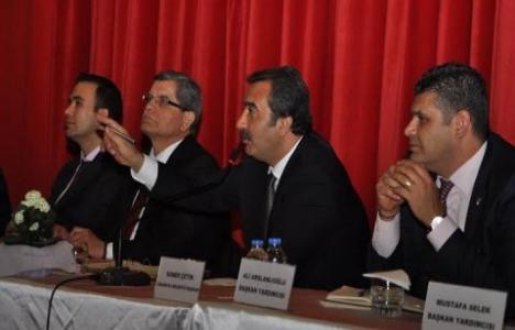 Soner Çetin: Belediye