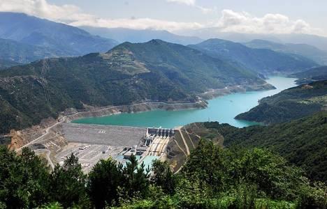 İstanbul'daki barajlarda doluluk oranı yüzde 20,71!