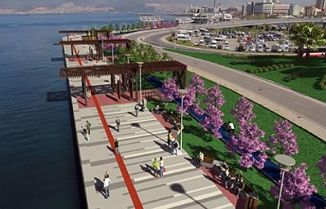 İzmir Kıyı Tasarım Projesi ile Pasaport baştan aşağı yenilenecek!