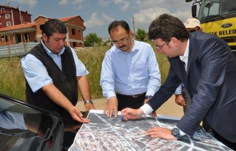 Uşak Mehmet Akif Ersoy Mahallesi'ne yeni yatırımlar yapılıyor!