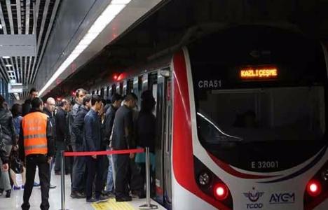 İstanbul'un metro yatırımları