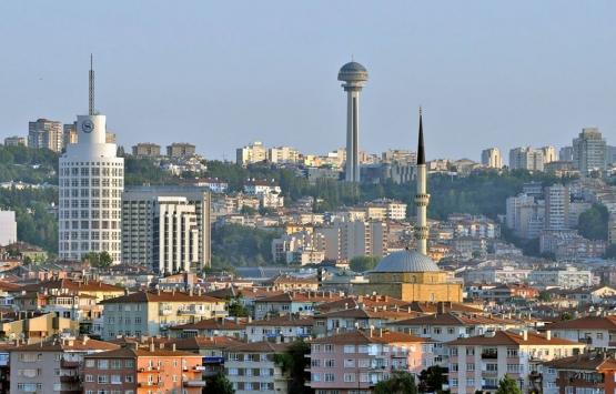 Ankara'da konut piyasası