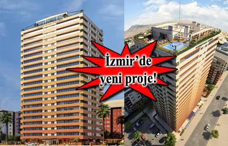 Karşıyaka Tower 'da 550 bin liraya 3+1! Yeni proje!