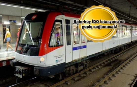 Kirazlı-Olimpiyatköy Metrosu Kayaşehir'e