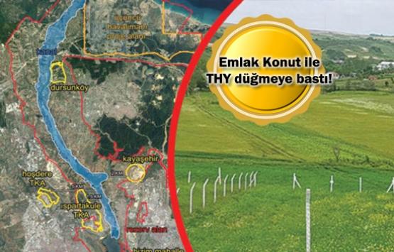 3. havalimanına komşu 15 bin konut yolda!
