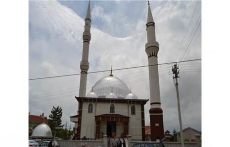 Konya Kula'da inşa edilen cami tamamlandı!