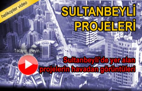 Sultanbeyli'de inşa edilen