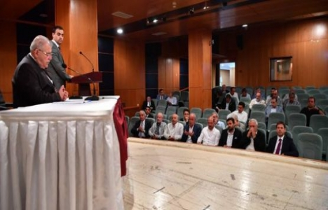 Onikişubat Belediye Meclis toplantısında imar planları görüşüldü!