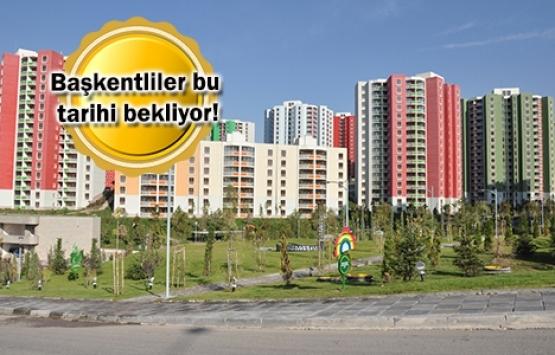 TOKİ Ankara Altındağ kura çekilişi 6 Mayıs'ta!