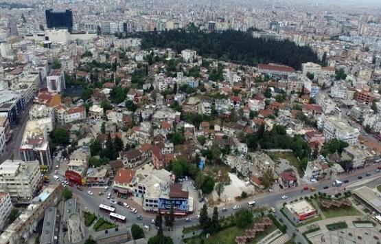 Antalya Balbey'de kentsel