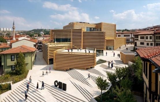 Odunpazarı Modern Müze kapılarını açıyor!