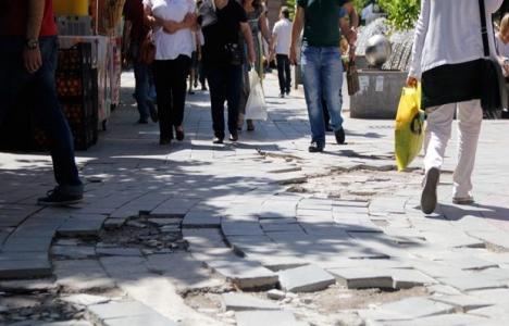 Kızılay İzmir Caddesi'nde