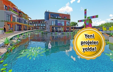 CFR Yapı Silivri, Çatalca ve Şile'de yeni proje yapacak!