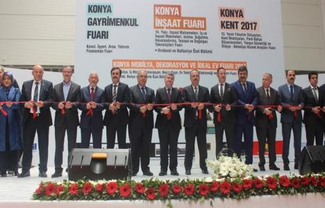 İnşaat sektörünün kalbi Konya'da atıyor!