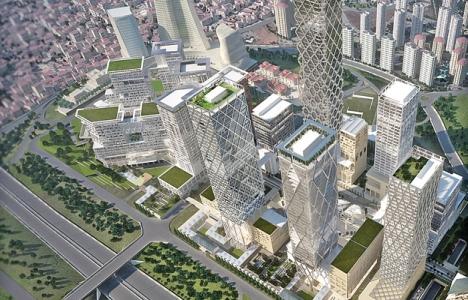 İstanbul Finans Merkezi,