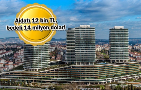 Zorlu Center'daki iki
