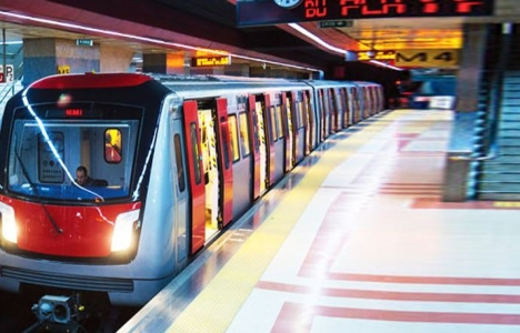 İstanbullulara yeni metro
