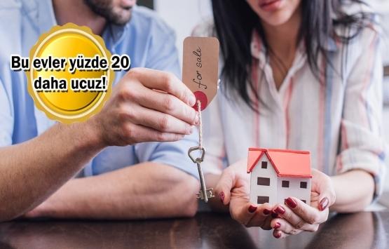 Ucuza ev sahibi olmak isteyenler bu haberi okumadan geçmeyin!