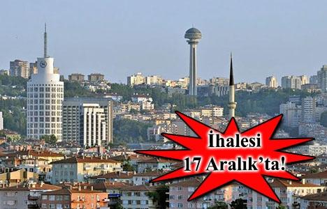 Ankara'da 167.1 milyon TL'ye satılık 8 arsa!