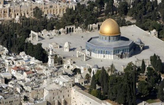 İsrail Doğu Kudüs'te