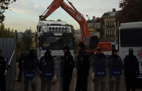 Roma Parkı'ndaki kazı 2. kez durduruldu!