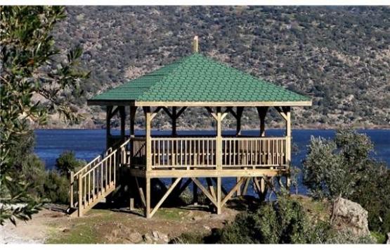 Bafa Gölü Tabiat Parkı yatırımlarla cazibe merkezi oldu!