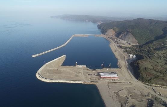 Filyos Limanı 2020'de açılacak!