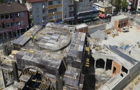 Sultanbeyli projelerinde son