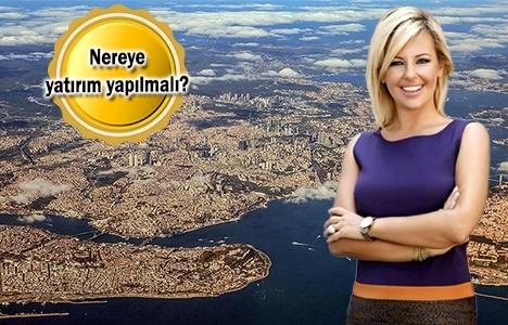 İşte İstanbul'un ofis yatırımlarında değer kazanacak bölgeleri!