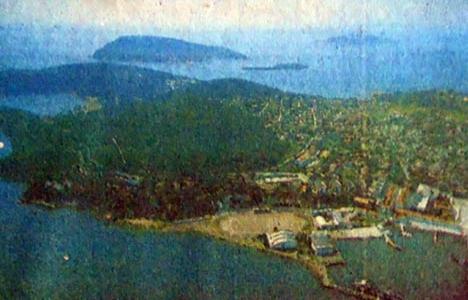 1985 yılında Adalar'ın