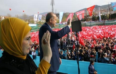 Bursa'da 236.8 milyon
