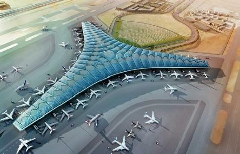 Kuveyt Uluslararası Havalimanı'na