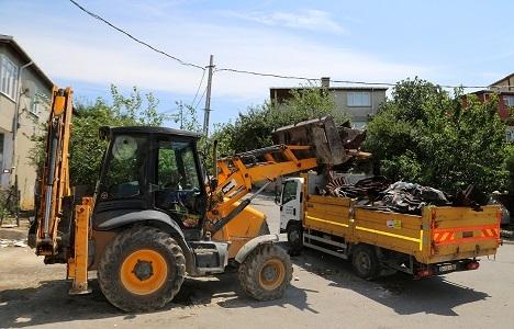 Ataşehir'de 80 ev zarar gördü!